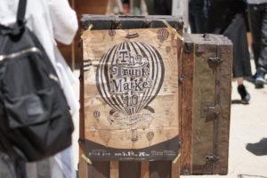 広島・袋町公園で開催された「The Trunk Market(ザ・トランクマーケット)」へ行ってきました!