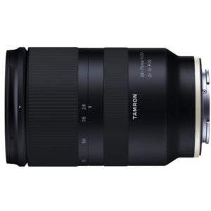 Tamron 28-75mm F/2.8 Di III RXD(A036)って神レンズ!?