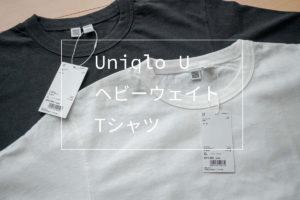 最高のコスパ!1000円で買えるUniqlo UのTシャツがめっちゃ良い