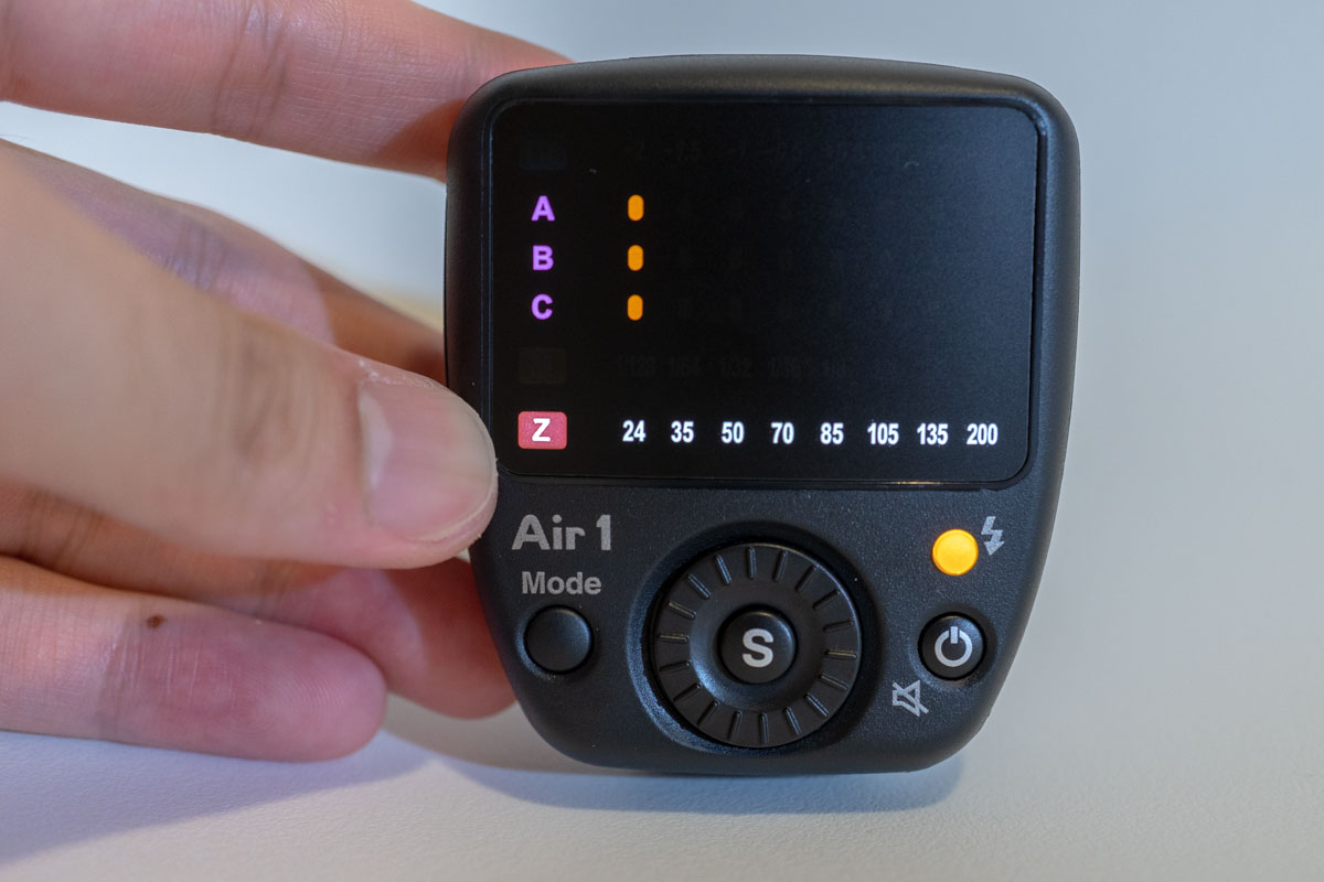Air1 - Zモード