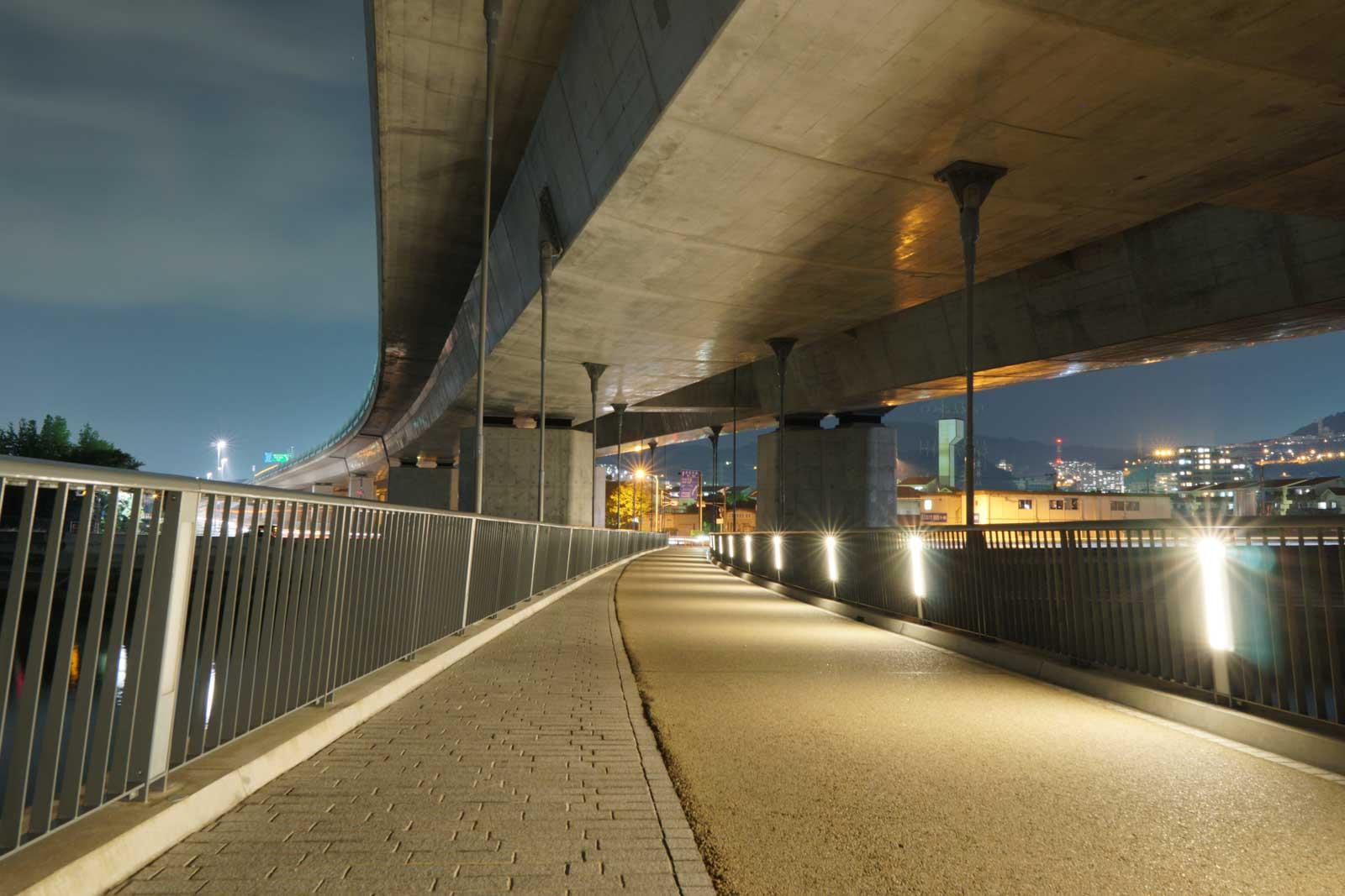 太田川大橋(歩道)
