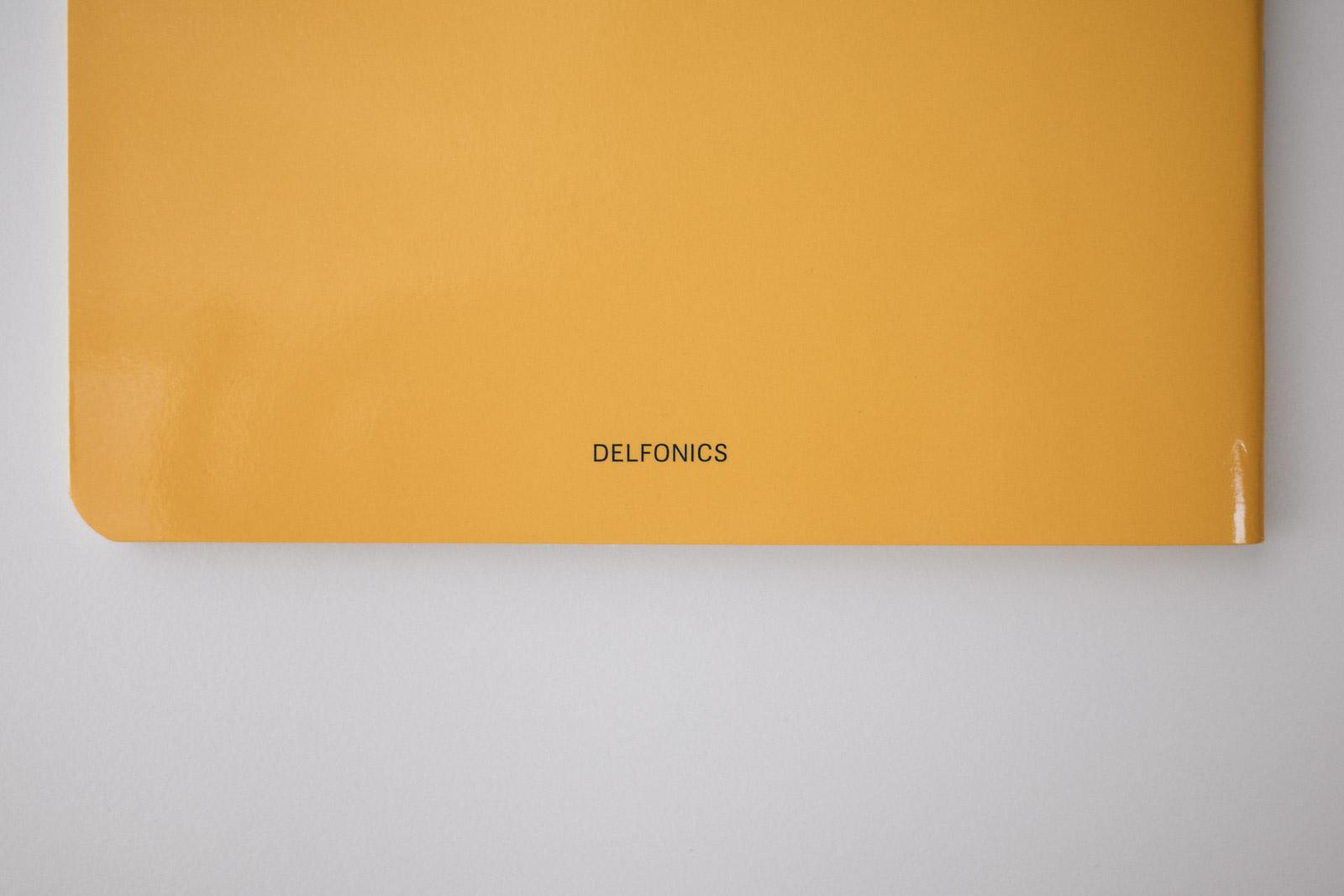 DELFONICSのロゴ