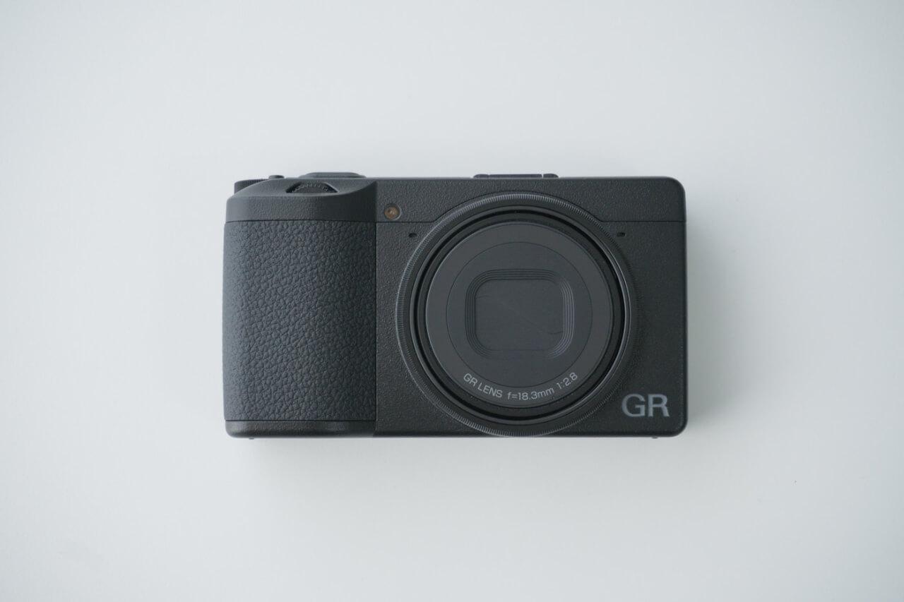 GRⅢの外観写真